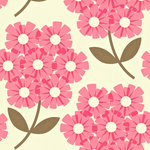 giant rhododendron orla kiely behang