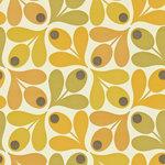 multi acorn spot orla kiely behang luxury by nature