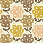 rhododendron orla kiely behang luxury by nature