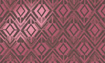 Geo 47524 fuschia hoogglans metaalfolie saffier Luxury by Nature