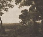 Klassiek landschap behang Pago Tres Tintas M2600-2