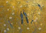 edo behang coordonne chinoiserie core behangpapier 6600091 gold