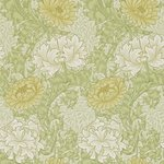 Behang William Morris Chrysanthemum Morris & Co 212545