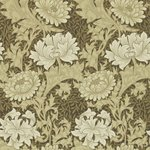 Behang William Morris Chrysanthemum Morris & Co 212547