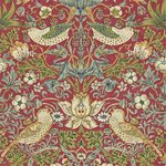 Behang William Morris Strawberry Thief Morris & Co 212563