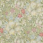 William Morris Golden Lily behang Morris & Co Archive 210398
