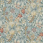 William Morris Golden Lily behang Morris & Co Archive 210401