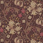 William Morris Golden Lily behang Morris & Co Archive 210402