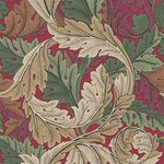 Morris & Co Morris Acanthus behang William Morris Archive IV 4 The Collector 216439
