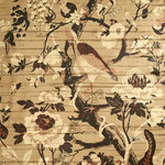 Silkbird Gold Behang Lacca behangcollectie D17010_001