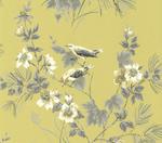 1838 Wallcoverings Rosemore Behang 1601-100-01 Yellow