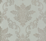 Hampton Behang 1838 Wallcoverings Rosemore Collection 1601-106-04 Duck Egg