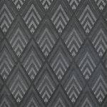 Ralph Lauren behang Jazz Age Geometric Charcoal PRL5019-04 Penthouse Suite Luxury By Nature