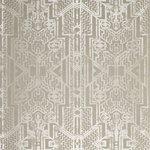 Ralph Lauren Brandt Geometric PRL 5011-02 PEARL GREY