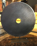 Bi Disk Bruin Metaal XL