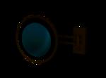 Decor Walther Make-up Spiegel Dark Bronze BS 36 Wandmodel LED 3x