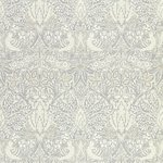 Morris Co Pure Dove and Rose Behang - Pure Morris North Collectie  216520