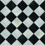 Tiles marble chess behang luxury by nature