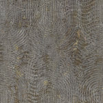 Casamance Nickel Behang Copper Behang Collectie 73480373