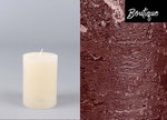 Luxe Stompkaars Bruin / Kastanje  410-56
