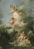 Pierre Frey La Cible D'Amour BehangRituel CollectieFP525001