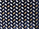 Jane Churchill Sierkussen 60x60cm Blauw Velvet_