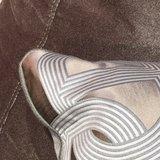 Hermès Stof Sierkussen Cirquit 24 60x60cm _