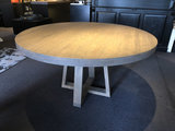 Luxe Ronde Eettafel Hout Luxury By Nature