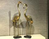 Gouden Flamingo Beeld