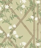 zoffany Jasmine Lattice behang
