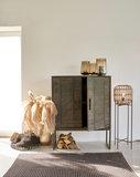 Elyza Windlicht Amber Luxury By Nature Boutique