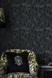 Mind the Gap Dark Leaves Behang Luxury By Nature