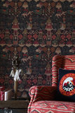 Mind the Gap Yarma Dharmaraja Behang The Home Of An Eccentric ManBehang Collectie WP20451