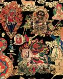 Mind the Gap Tibetan Tapestry Behang WP20450