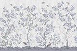 Rebel Walls Chinoiserie Chic behang Pearl Grey R16741