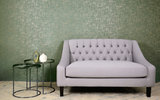 Behang Dutch Wall Textile Company Boogy Woogie 01 Behangpapier Luxury By Nature DWC