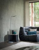 Casamance Nickel Behang Copper Behang Collectie