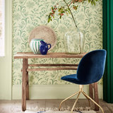 Little Greene Bedford Square Behang Acorn Wallpapers V