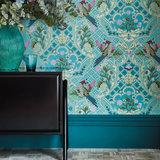 Little Greene Brodsworth Behang Empress Wallpapers V