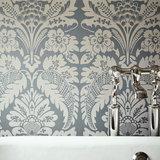 Little Greene Wilton Behang Pad London Wallpapers V Behang