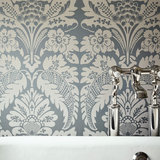 Little Greene Wilton Behang Pad London Wallpapers V Behang