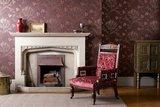 William Morris Artichoke behang Morris & Co Archive