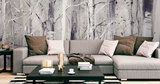 Texam Home Forest Walk Behang Raw Collectie
