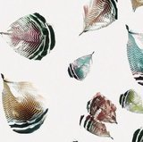 Casamance PLUMES DE PAON Behang - Oxymore Two_