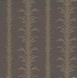 Little Greene behang, London Wallpapers 2, lauderdale, bruin, grijs, zilver, 0273LATRUFF,
