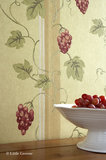 Little Greene behang, London Wallpapers 2, Chesterfield , 0273CSMERLO, luxury by nature