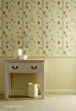Little Greene behang, London Wallpapers 2, Chesterfield , 0273CSMERLO, lbn