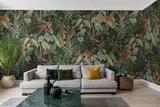 Rebel walls mischievous tigers lushR16812 behang sfeer