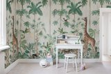 Rebel Walls Giraffes Stroll R16791 behang 2