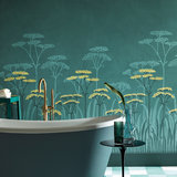 Little Greene Achillea Behang National Trust Papers Aurora